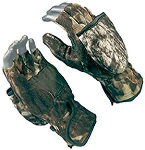 Manzella Productions Inc Bowhunter Conv Glove Womens L