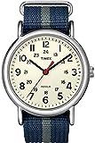 [タイメックス]TIMEX ウィークエンダー セントラルパーク クリーム×ネイビー/グレー T2N654 【正規輸入品】 ランキングお取り寄せ