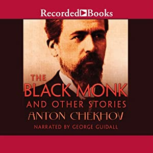 The Black Monk and Other Stories Audiobook