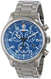 Timex Unisex T499399J Expedition Rugged Field Chronograph Gray Bracelet Watch