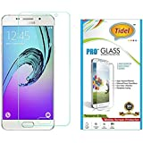 Tidel 2.5D Curved Tempered Glass For Samsung Galaxy A7 (New 2016 Edition)
