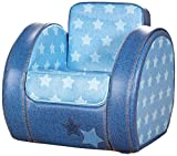 Kit for Kids SP9002 - Silla en PVC, 55 x 55 x 67 cm, color azul