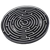 Maze Ball Classic Kids Home Travel Games Ball In Maze Puzzle Helps Reduce Stress 6'' Size - Ideas In Life