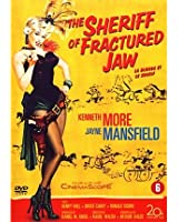 THE SHERIFF OF FRACTURED JAW (1958) (LA BLONDE ET LE SHERIF) DVD ~ Ronald Squire
