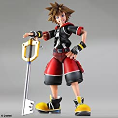 KINGDOM HEARTS 3D [Dream Drop Distance] PLAY ARTS -KAI- 