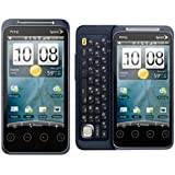 Sprint HTC EVO Shift 4G No Contract 3G Camera QWERTY MP3 Android Smartphone