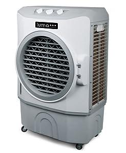 Luma Comfort EC220W High Power 1650 CFM Evaporative Cooler with 650 Square Foot Cooling from Luma Comfort Corporation