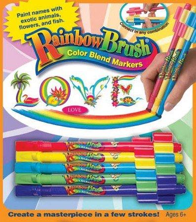RainbowBrush 5 Marker Refill Pack - 1