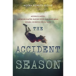 The Accident Season Audiobook
