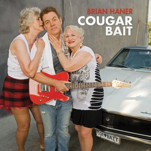 Amazon.com: Brian Haner (Guitar Guy): Cougar Bait: Music