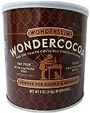 WONDERSLIM Wondercocoa Pure Cocoa Powder 6 Ounce