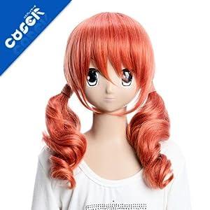 Final Fantasy vanille GH140 45cm 17.7inch 329g Lolita Wig Fashion Wig Cosplaywig Coserwig Anime Party Wig Free Shipping