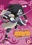 Naruto Unleashed: Series 5 - Volume 1 [DVD]