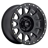Method Race Wheels NV Matte Black Wheel with Zinc Plated Accent Bolts (16x8