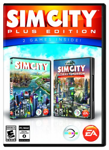 Get SimCity: Cities of Tomorrow Plus Edition [Online Game Code]