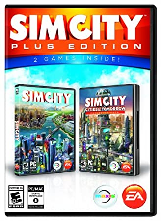 SimCity: Cities of Tomorrow Plus Edition [Online Game Code]