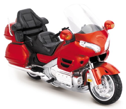 Best Price Honda Goldwing Silver Diecast Motorcycle 1:12 ...