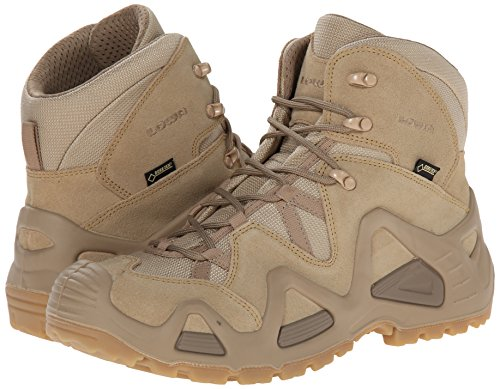 Lowa Men S Zephyr Gtx Mid Tf Hiking Boot Desert 11 M Us