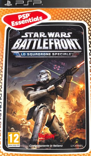 SONY STAR WARS BATTLEFRONT: LO SQUADRONE SPECIALE PSP