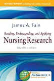img - for Reading, Understanding, and Applying Nursing Research, Revised Reprint book / textbook / text book