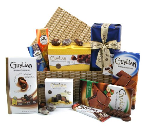 chocolate-gift-basket-selection-of-guylian-chocolate-gift-presented-in-a-gift-hamper-available-for-n
