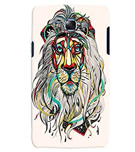 Citydreamz Back Cover For Samsung Galaxy On7|