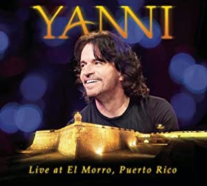 Yanni-Live at El Morro Puerto Rico (CD/DVD Digipack)