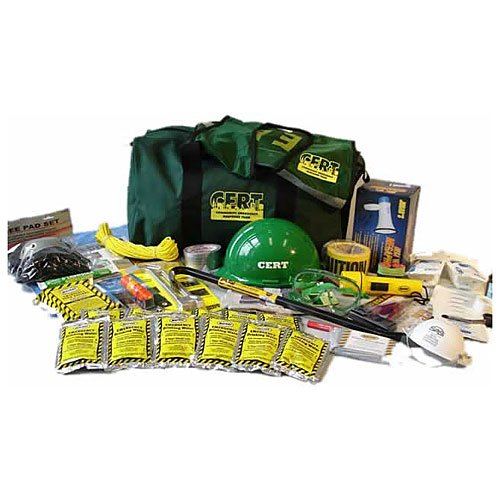 CERT Emergency Deluxe Action Response Unit Gear Bag (Community Emergency Response Teams)