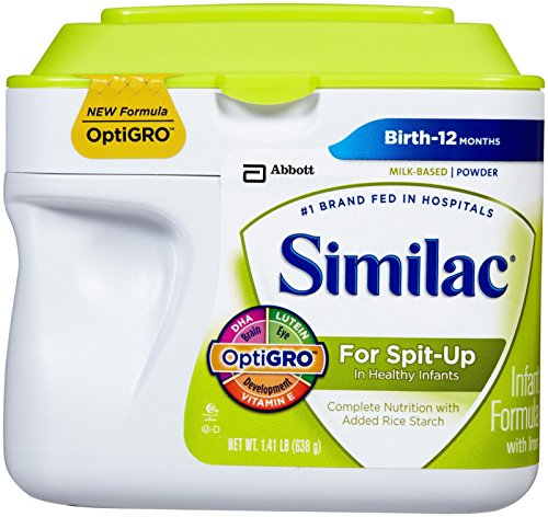 Similac for Spit-Up Baby Formula - Powder - 23.2 oz - 1