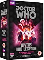 Doctor Who - Myths and Legends Collection (Contains The Time Monster, Underworld, The Horns of Nimon) [Import anglais]