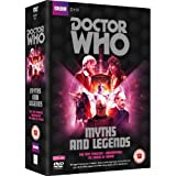 Doctor Who - Myths And Legends Box Set: The Time Monster / Underworld / The Horns of Nimon [DVD]by Jon Pertwee