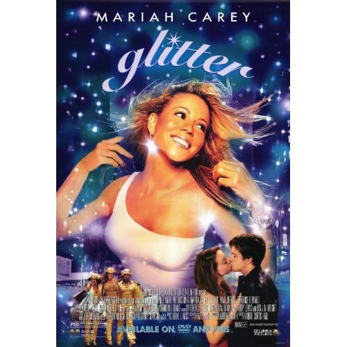 Amazon.com - Glitter Poster Movie B 11x17 Mariah Carey Max