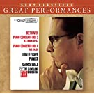 Beethoven : Concertos pour piano n� 3 et n� 4