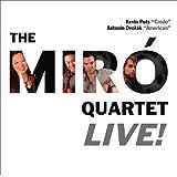 Miro Quartet Live: Credo / String Quartet in F Maj
