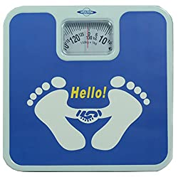 Venus 9701 Personal-Analog/Manual Weight Machine Body Fitness Weighing Bathroom Scale Weight Machine