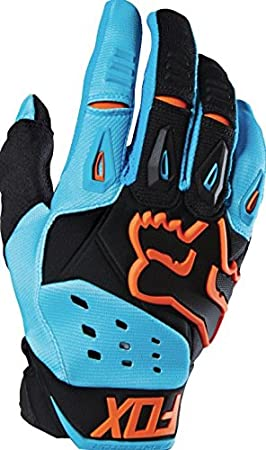 Gants Motocross Fox 2016 Pawtector Race Aqua