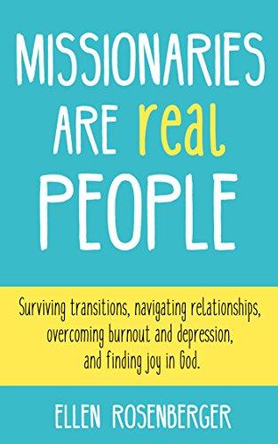 Missionaries Are Real People by Ellen Rosenberger ebook deal