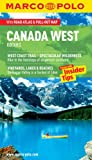 Marco Polo Canada West (Rocky Mountains & Vancouver) Marco Polo Guide (Marco Polo Guides)