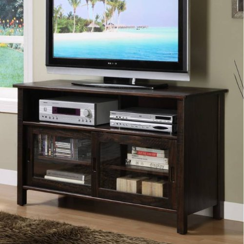 Cheap Distressed Rustic TV Stand (507-275)