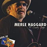echange, troc Merle Haggard - Live at Billy Bob's Texas