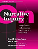 img - for On Narrative Inquiry: Approaches to Language and Literacy (An NCRLL Volume) (Language and Literacy (NCRLL Collection)) by David Schaafsma (2011-04-08) book / textbook / text book