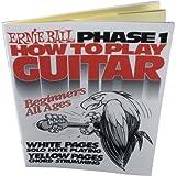 Ernie Ball 7001 How To Play Guitar Volume 1, Beginner