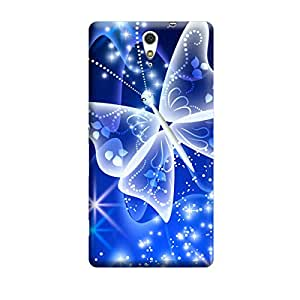iShell Premium Printed Mobile Back Case Cover With Full protection For Sony Xperia C5 (Designer Case)