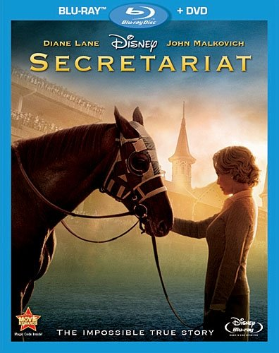 Cover art for  Secretariat (Two-Disc Blu-ray/DVD Combo)