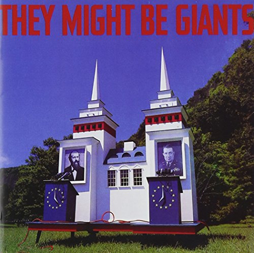 Original album cover of Lincoln by They Might Be Giants