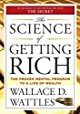 The Science of Getting Rich by Wattles, Wallace D. published by Tarcher/Penguin (2007) Mass Market Paperback
