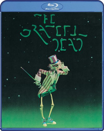 51BjV0dT4BL The Grateful Dead Movie [Blu ray]