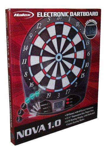 Halex Electronic Dartboard 64311-tar (Halex Tournament Dart Board compare prices)