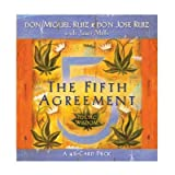 The Fifth Agreement: A 48-Card Deck, plus Dear Friends card (1401928749) by Ruiz, don Miguel