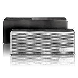 Photive Blade Portable Wireless Bluetooth Speaker, 15 Hour Battery, Aluminum Housing, Ultra Slim Design PH-BTM50